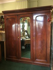 Antique armoires linen presses and wardrobes page 7 for Furniture village wardrobes