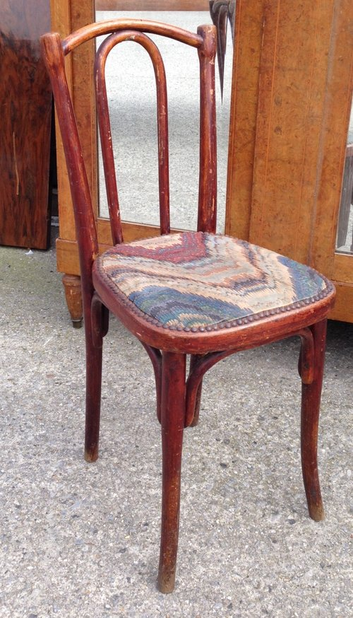 Thonet Bentwood Chair Antiques Atlas