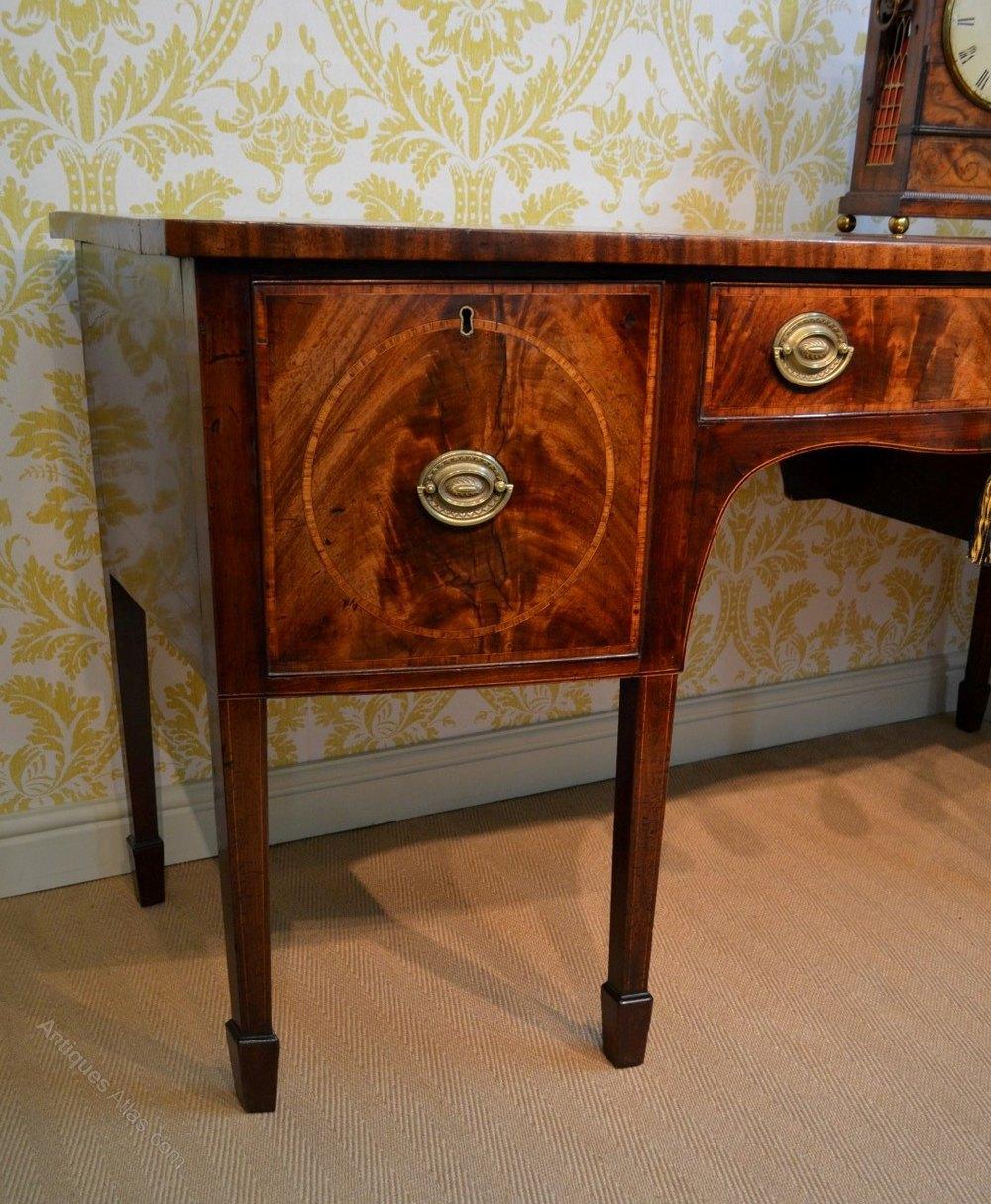 george iii mahogany sideboard antiques atlas. Black Bedroom Furniture Sets. Home Design Ideas