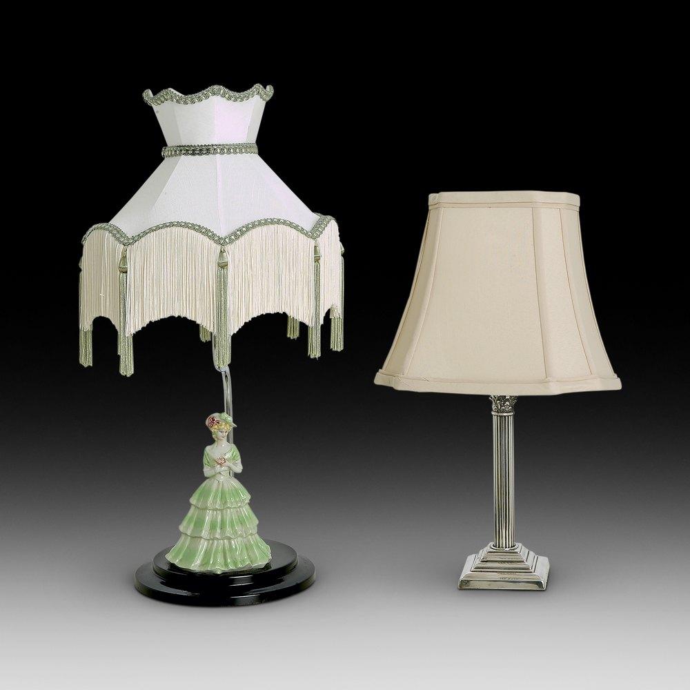 antiques atlas art deco table light. Black Bedroom Furniture Sets. Home Design Ideas