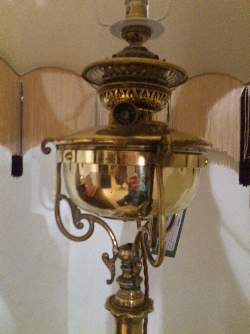 Antiques Atlas Art Nouveau Standard Lamp