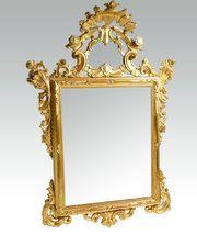 Antiques atlas flemish antique mirrors for Church style mirrors