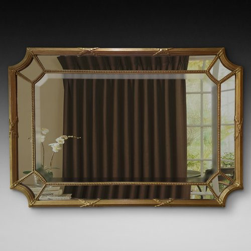 Early 20thC Wall Mirror