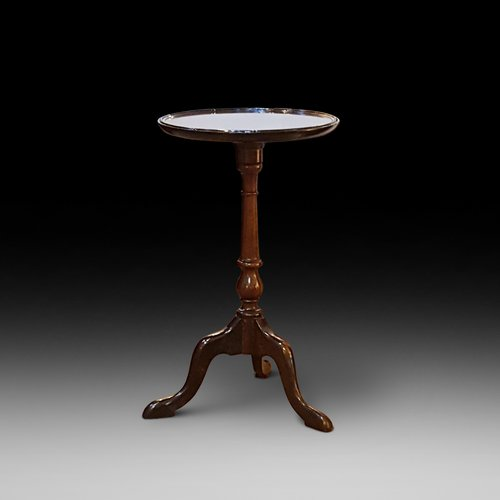 Edwardian Mahogany Lamp Table