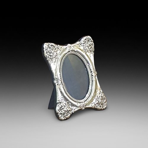 Edwardian Silver Picture Frame