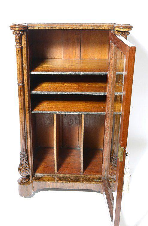 - Church Street Antiques & Interiors - Victorian Music Cabinet