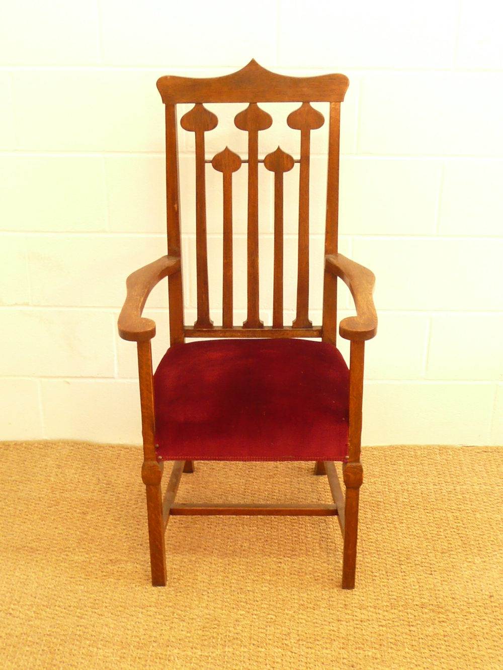 Glasgow style dining chairs antiques atlas
