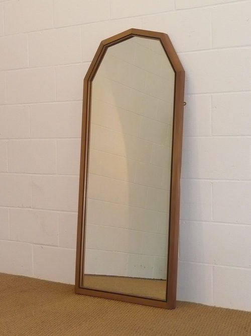 Antiques Atlas Art Deco Wall Mounted Dress Makers Mirror