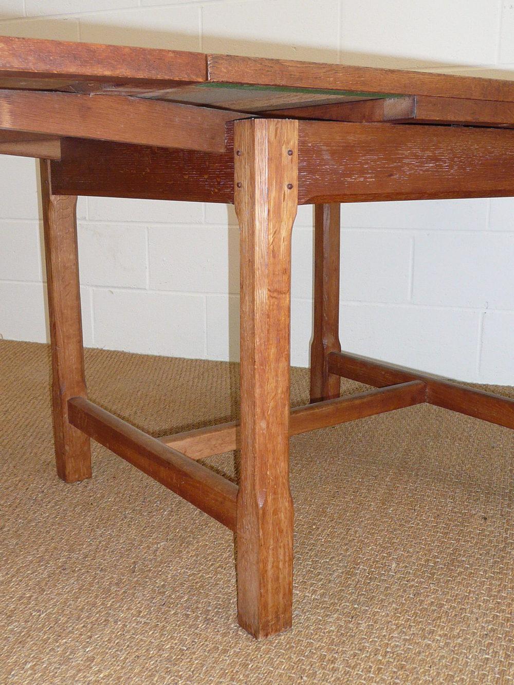 Bath Cabinet Makers Oak Extending Dining Table Antiques Atlas