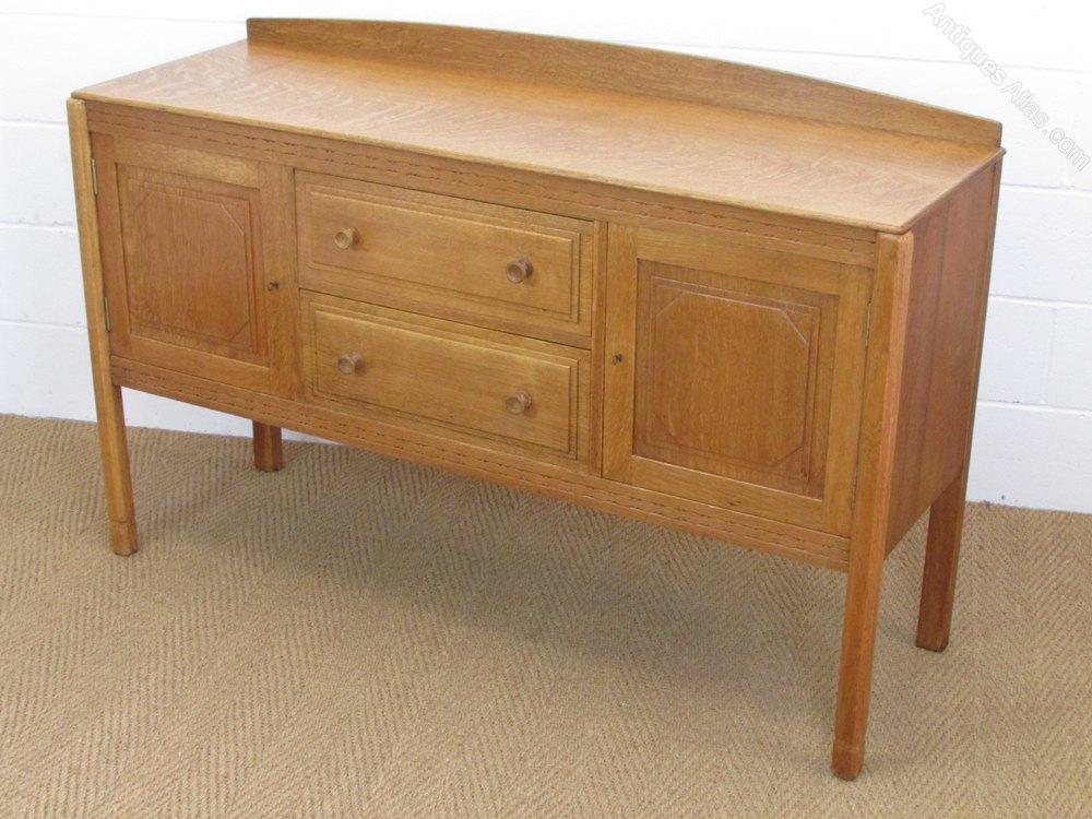 Cotswold Style Oak Sideboard Bath Cabinet Makers