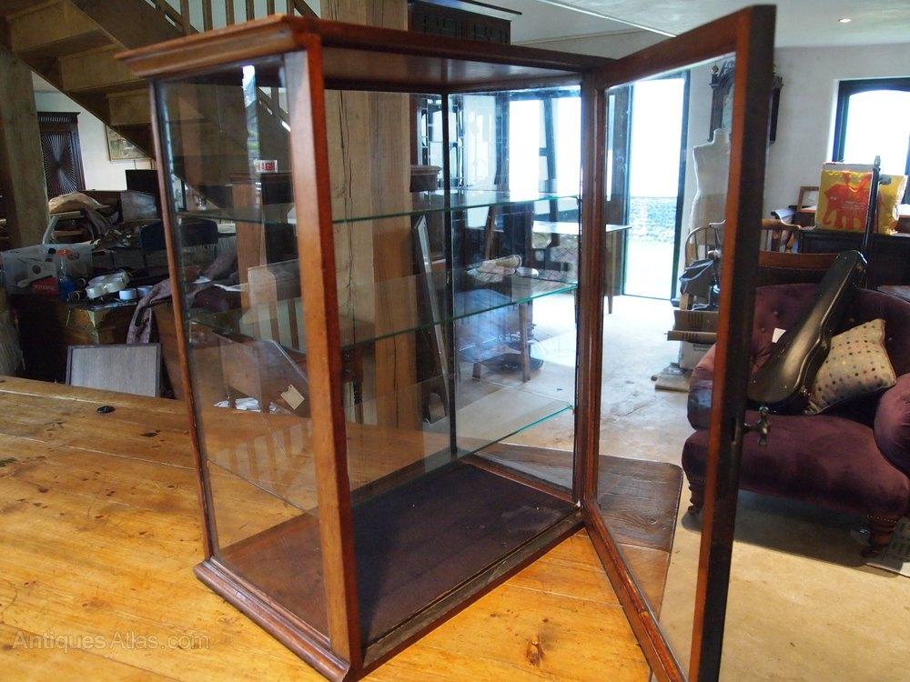 cabinet display haberdashery shop victorian c1890 antiques atlas. Black Bedroom Furniture Sets. Home Design Ideas