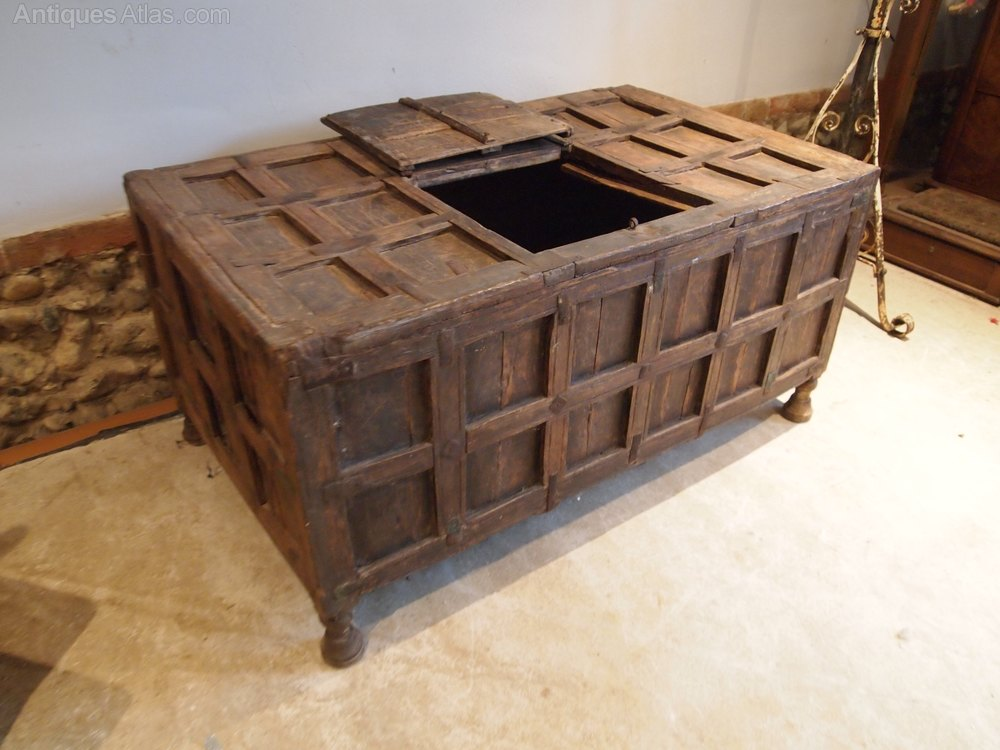Chest Coffer Coffee Table Blanket Box Rajasthani Antiques Atlas