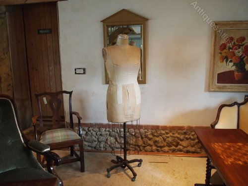 Cloverleaf Home Interiors Antiques Atlas Tailors Dummy Mannequin Kennett And