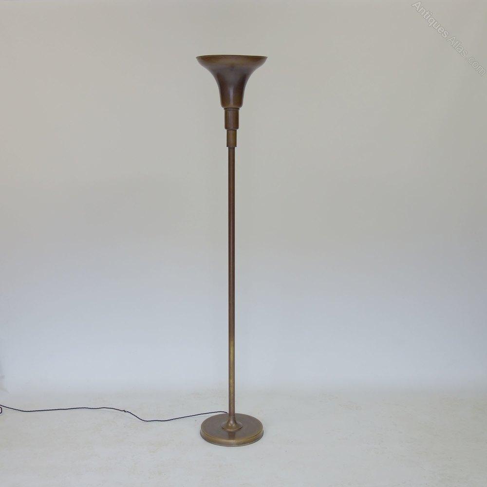 Antiques Atlas Art Deco Luminator Floor Lamp Kaiser Amp Co
