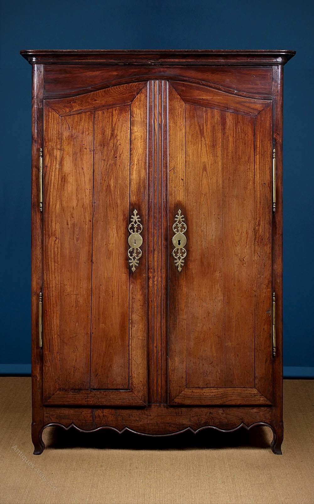 19th C French Oak Armoire Or Wardrobe C 1800 Antiques Atlas