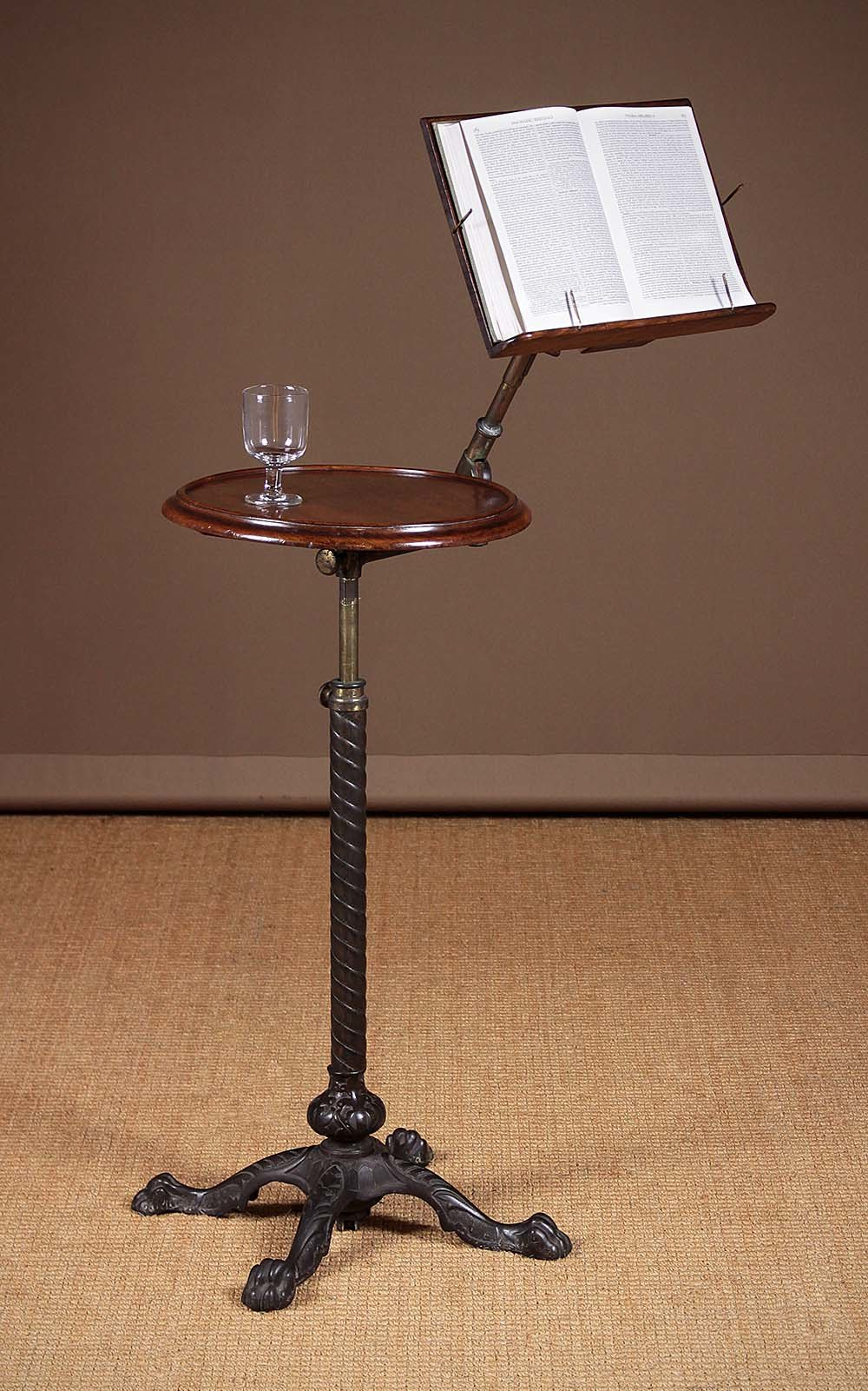 Adjustable Reading Stand Amp Table By Filmer Amp Sons