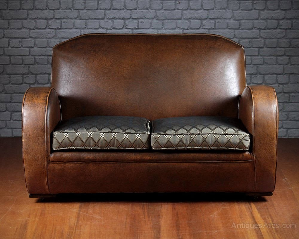 Antiques Atlas Art Deco Sofa Amp Armchairs C 1945