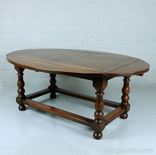Antiques Atlas Harrods Oak Coffee Table