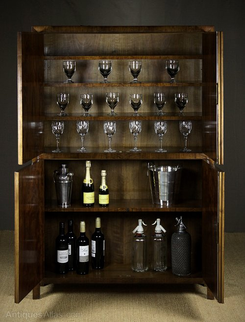 Antiques Atlas Mid Century Cocktail Cabinet C 1950