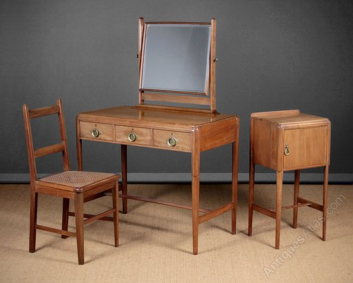 Antiques atlas mid century modern dressing table for Dressing table cabinet