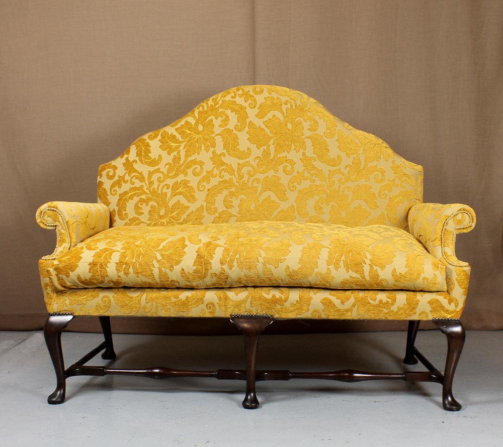 antique queen anne sofa eBay