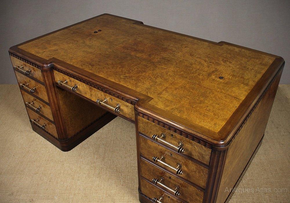 art deco office desk. antique desks art deco office desk e