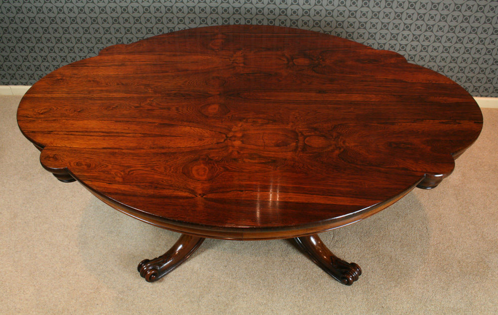 Victorian Rosewood Coffee Table Antiques Atlas