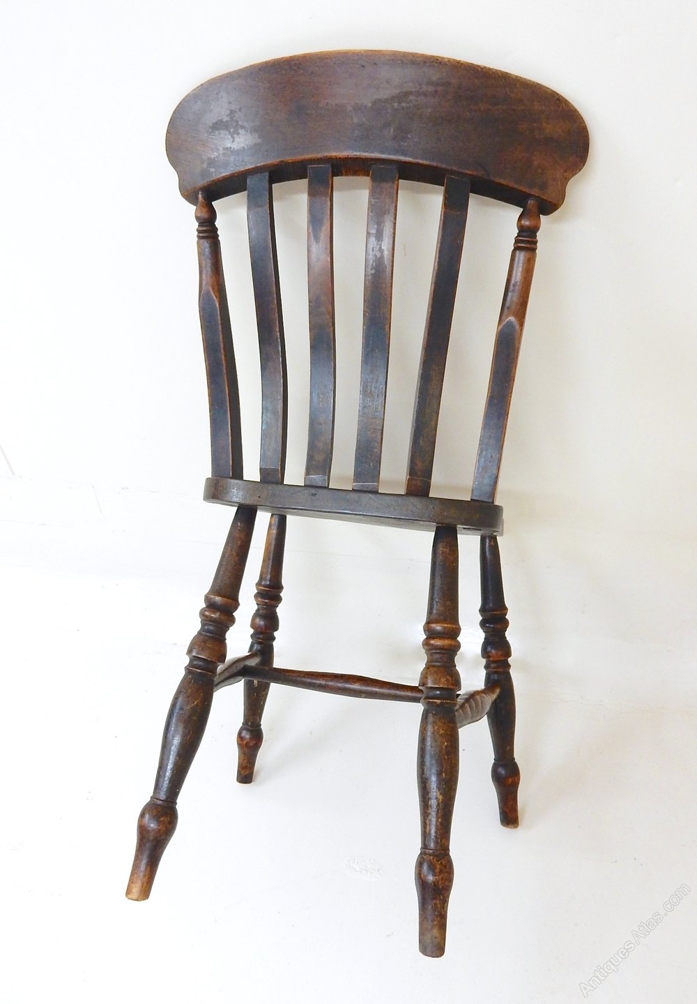 4 Windsor Kitchen Dining Chairs Antiques Atlas