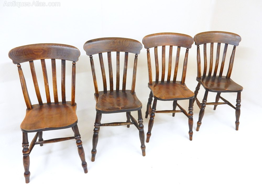 4 kitchen dining chairs antiques atlas