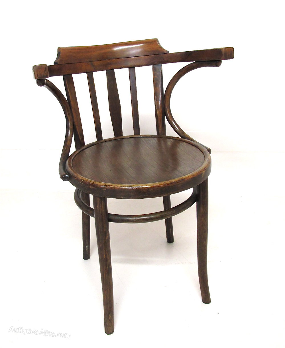 6 bentwood armchairs antiques atlas for Furniture industry
