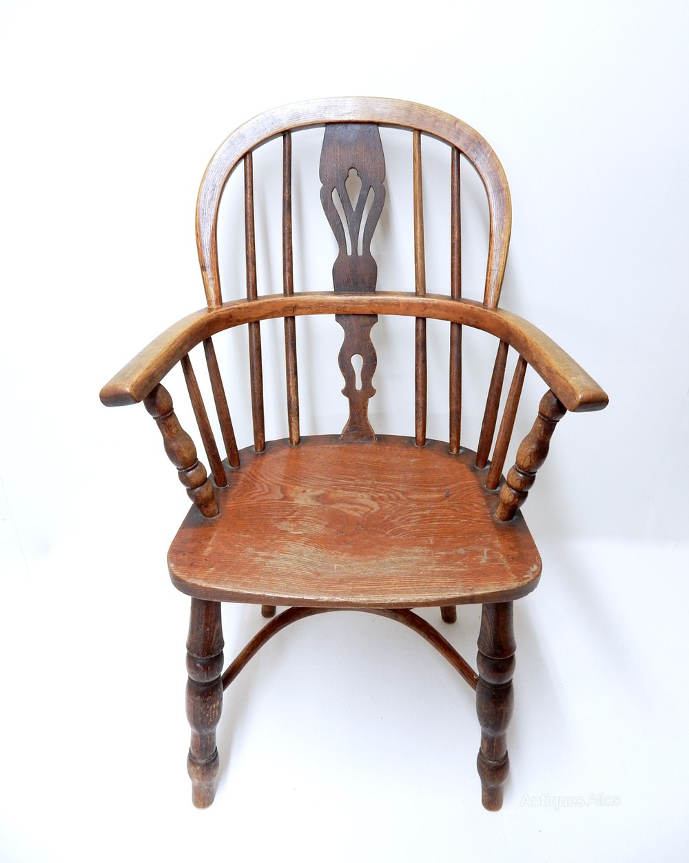 child s windsor hoopback armchair antiques atlas