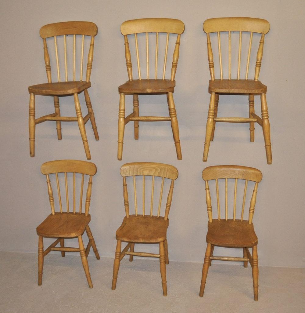 Pine Kitchen Chairs Somerset