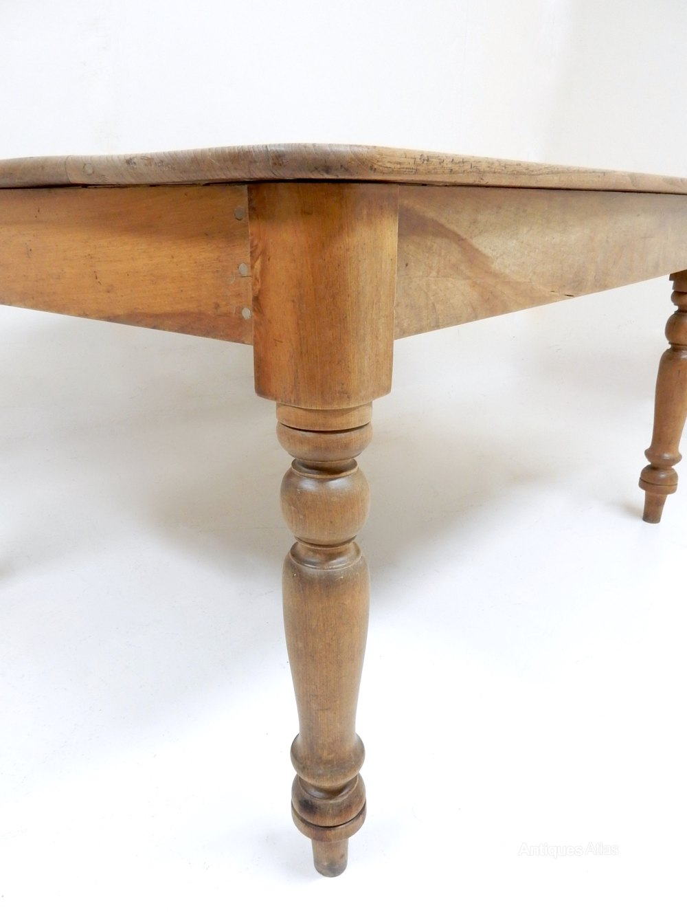 Elm and birch kitchen table antiques atlas - Birch kitchen table ...