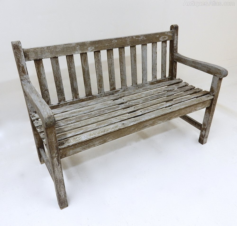 Antiques Atlas Garden Bench Seat