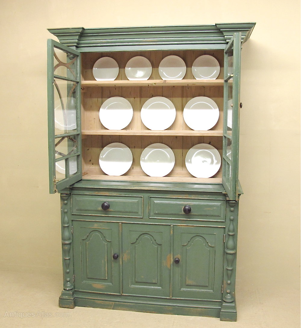 Antique Kitchen Dressers