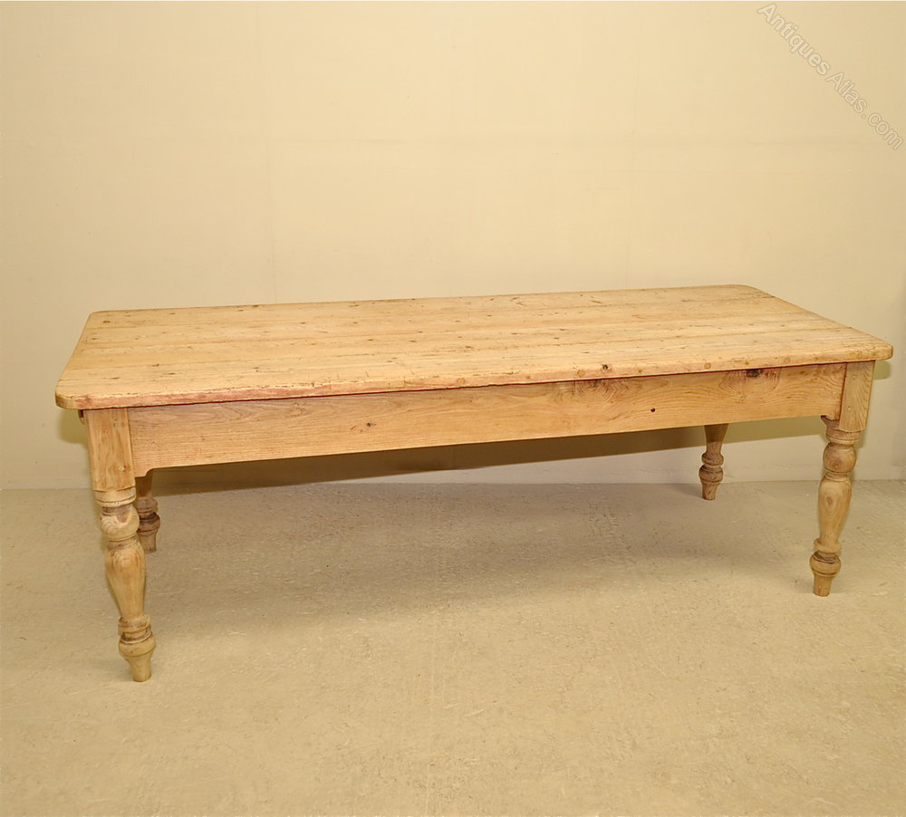 large kitchen dining table antiques atlas