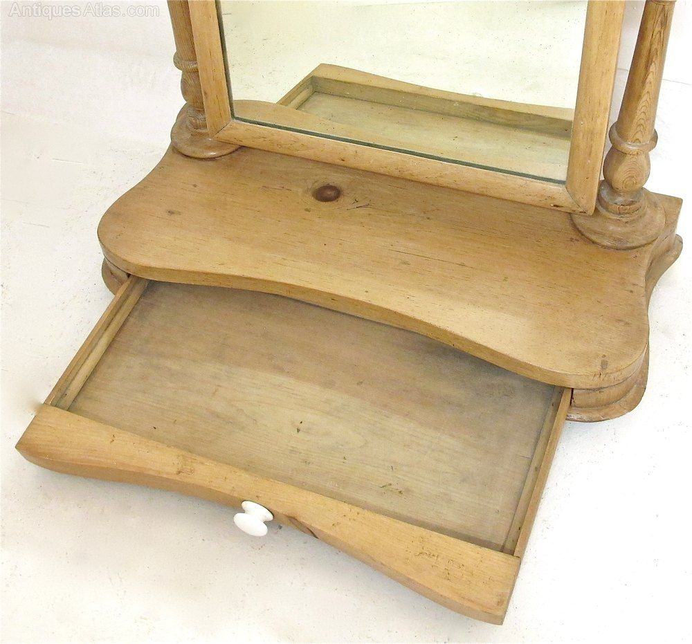Antique swinging table mirror bad taste