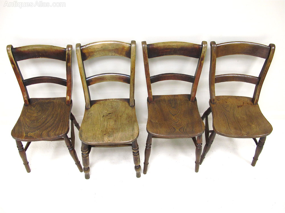 set of 4 barback kitchen chairs antiques atlas