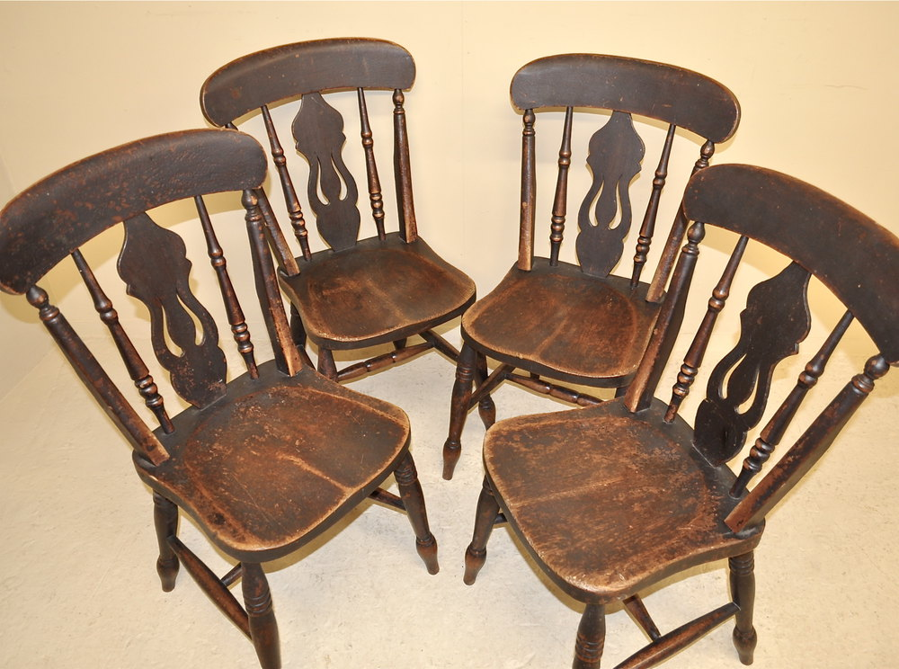 set of 4 kitchen chairs antiques atlas