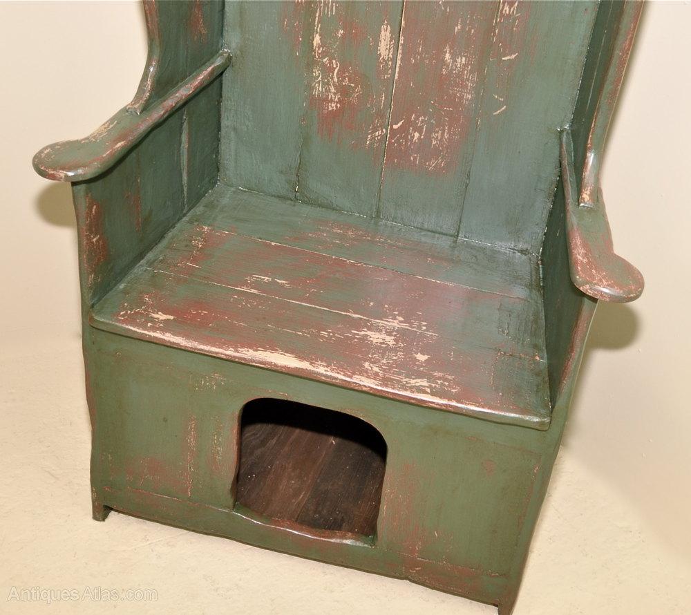 Settle Lambing Chair Antiques Atlas