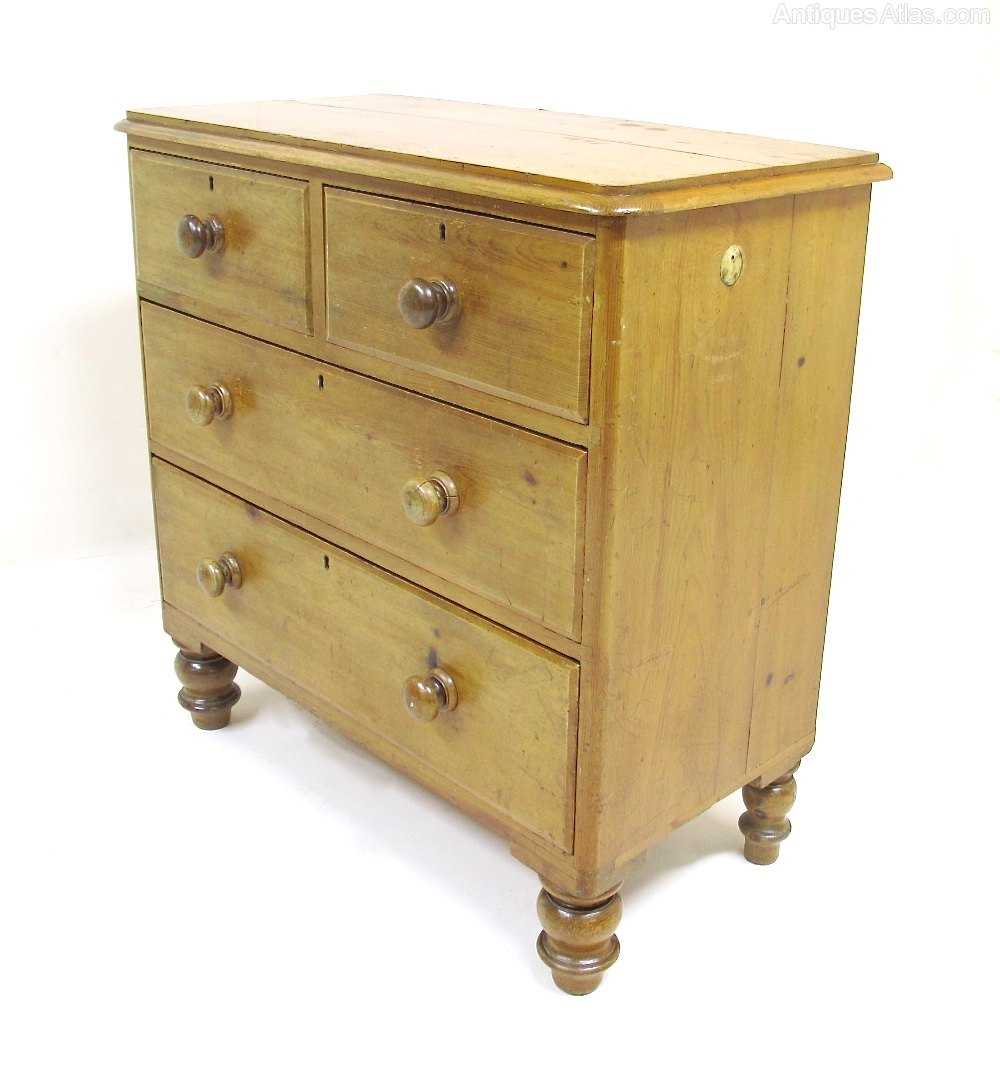 small pine chest of drawers antiques atlas. Black Bedroom Furniture Sets. Home Design Ideas