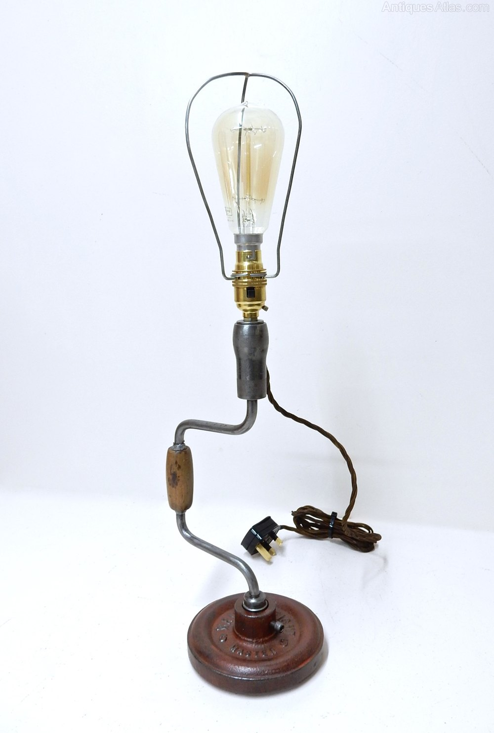 Novelty Lamp Base : Antiques Atlas - Vintage Novelty Table Lamp