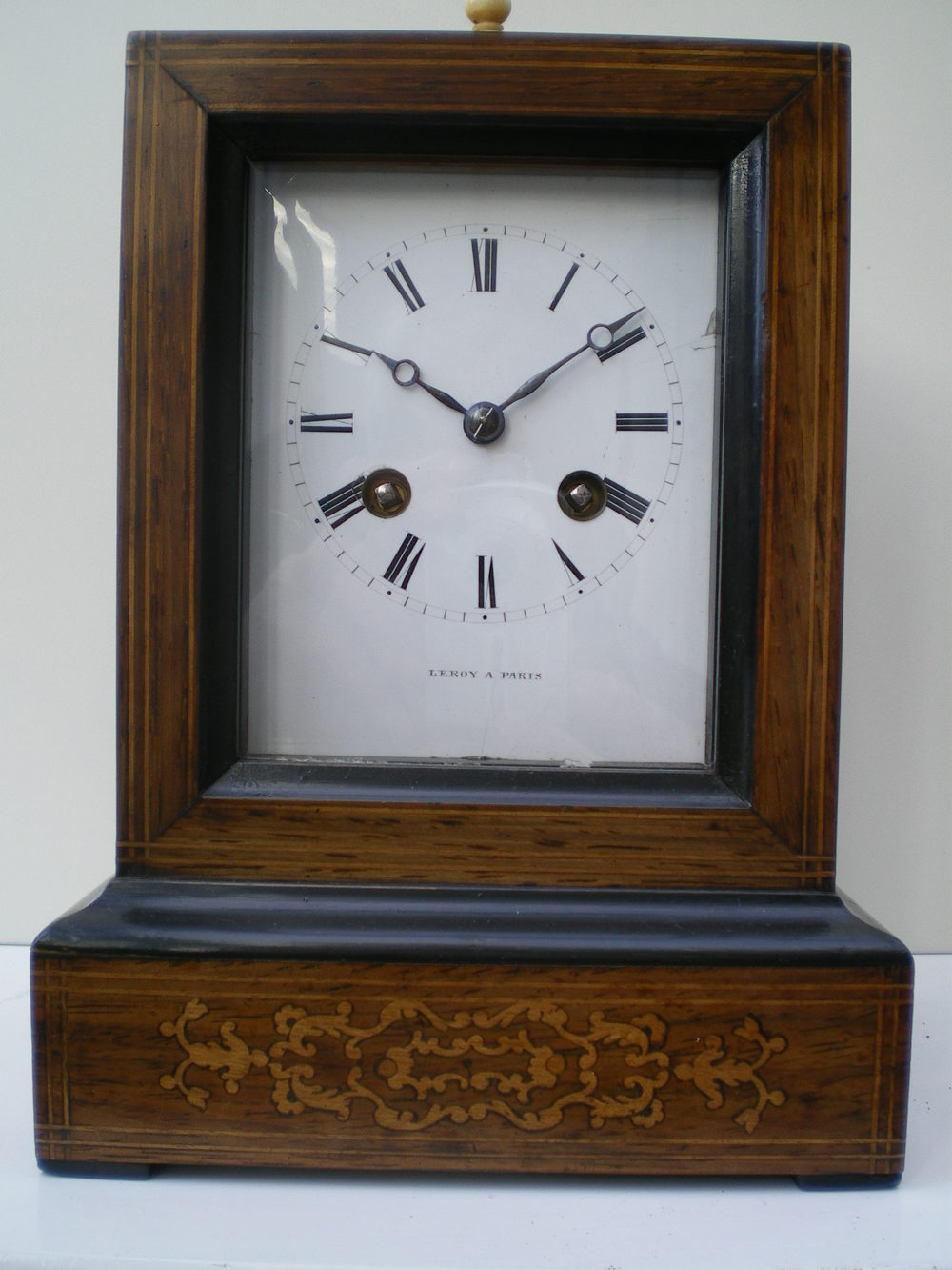 Antiques Atlas - Antique Early 19thC Mantle Clock