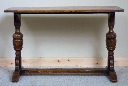 Distressed Oak Coffee Table Antiques Atlas
