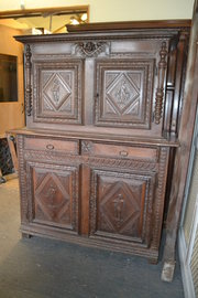 French antique cupboards antiques atlas - 17th century french cuisine ...