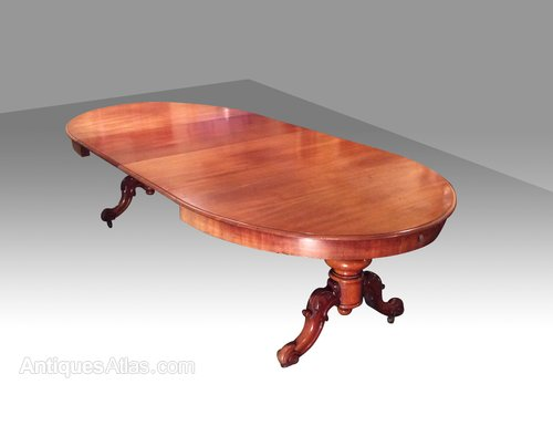 Antique Pedestal Extending Oval Dining Table Antiques Atlas : Antiquepedestalextendingovaas224a509b from antiques-atlas.com size 500 x 385 jpeg 15kB