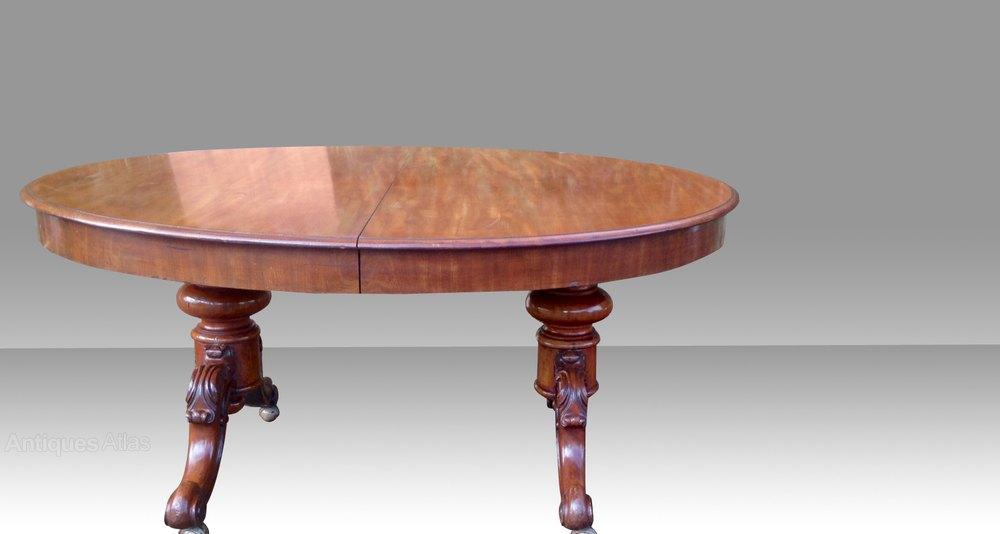 Antique Pedestal Extending Oval Dining Table Antiques Atlas : Antiquepedestalextendingovaas224a509z 2 from antiques-atlas.com size 1000 x 534 jpeg 38kB