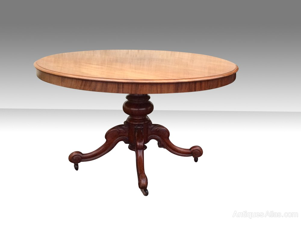 Super Large Antique Mahogany Circular Dining Table  : Superlargeantiquemahoganycas224a566z 1 from www.antiques-atlas.com size 1000 x 756 jpeg 42kB