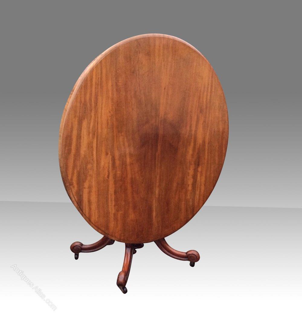 Super Large Antique Mahogany Circular Dining Table  : Superlargeantiquemahoganycas224a566z 3 from www.antiques-atlas.com size 1000 x 1060 jpeg 78kB
