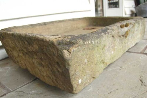 Reclaimed Stone Sink : Antiques Atlas - A 19thC Stone Sink